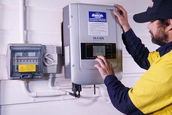 Mass Energy Solar Inverter   Fully CEC Approved Inverter